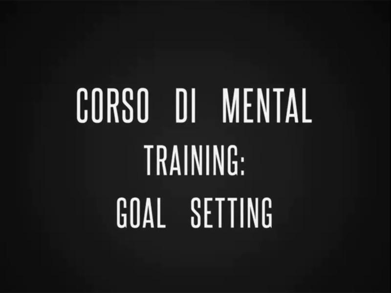 Silvia Rizzi corso di mental training sul Goal Setting con gli atleti della Nottoli Nuoto 74