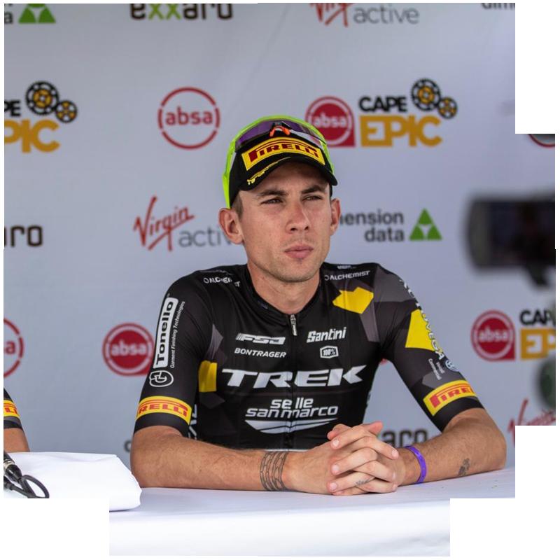 Damiano Ferraro ciclismo MTB - Trek-selle San Marco