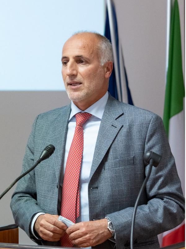 Diego Bonavina - Assessore allo sport del Comune di Padova - Donne resilienti ai tempi del Covid