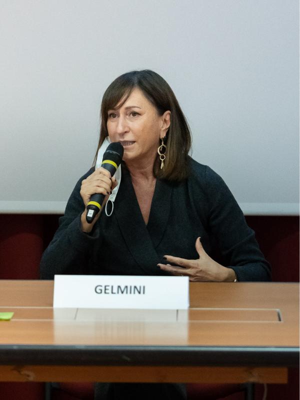 Elisa Gelmini - Delegata Padova Fondazione Marisa Bellisario - Imprenditrice - Donne resilienti ai tempi del Covid