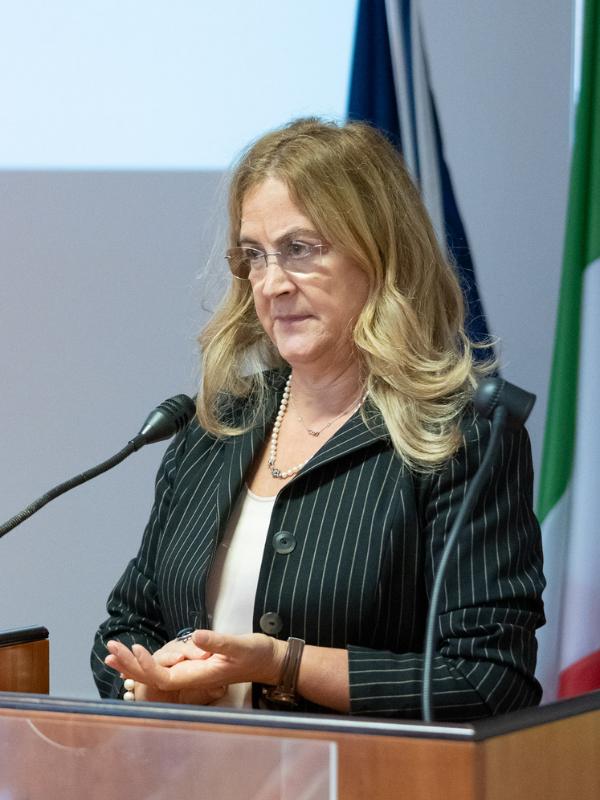 Isabella Fusiello - Questore di Padova - Donne resilienti ai tempi del Covid