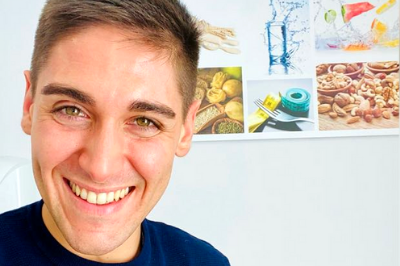 Francesco Fagnani nutrizionista sportivo
