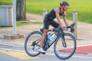 Irene Coletto in bici
