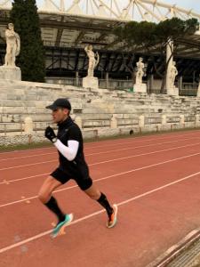 Corsa e nutrizione