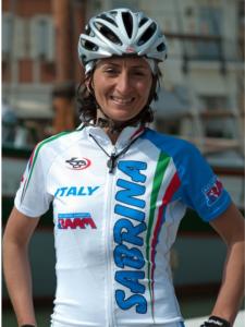 Sabrina Bianchi moglie di Alfiero Tassinari