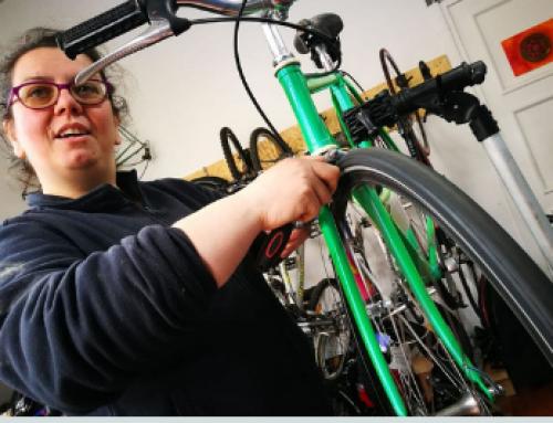 WE TALK con La Ciclista Ignorante